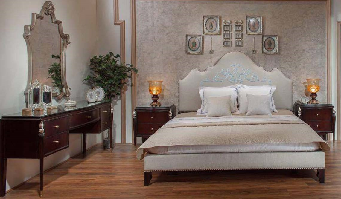Classic Bedroom - Verinno Group