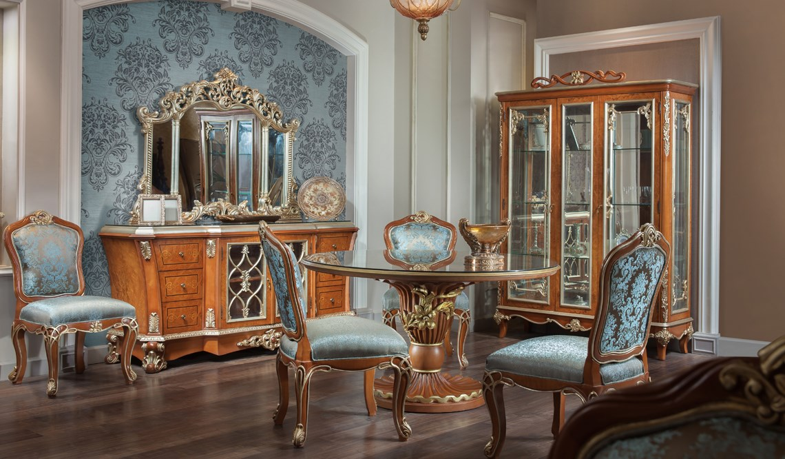 Classic Dining Room - Verinno Group
